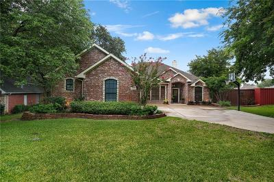 Flower Mound Single Family Home For Sale: 2025 Woodland Boulevard