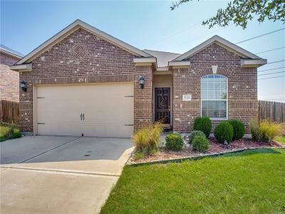 Crowley Single Family Home Active Option Contract: 1124 Tacks Lane
