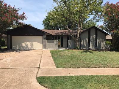 Dallas Single Family Home For Sale: 5127 Clubview Drive