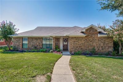 Carrollton Single Family Home Active Option Contract: 1604 Piedmont Place
