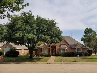 Rockwall Single Family Home For Sale: 3033 Oak Drive