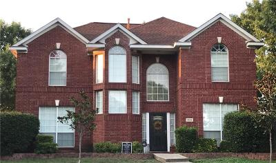 Single Family Home For Sale: 3555 Misty Meadow Drive