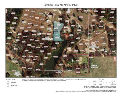 Quitman Residential Lots & Land For Sale: 70-72 Cr 2146