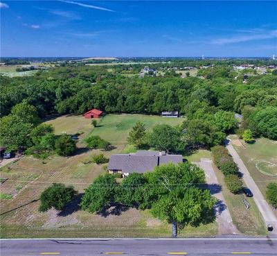 Wylie Single Family Home For Sale: 2745 Vinson Road