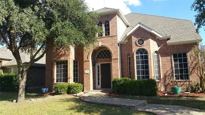 Frisco Single Family Home For Sale: 11432 Balcones Drive