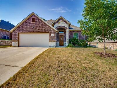 Aledo Single Family Home For Sale: 713 Westgate Drive
