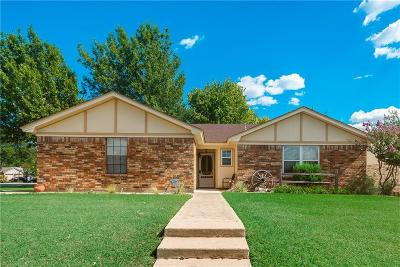 Mansfield Single Family Home Active Option Contract: 708 Prairie View Drive