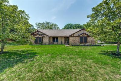Keller Single Family Home For Sale: 1225 Oak Drive