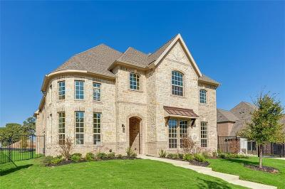 Flower Mound Single Family Home For Sale: 1604 Earhart Lane