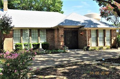 Dallas Single Family Home For Sale: 7035 Halprin Street