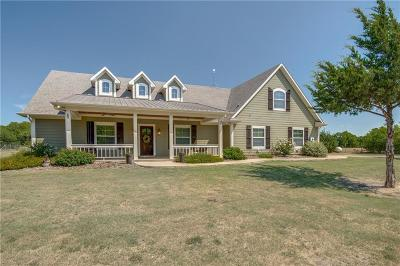 Gunter Single Family Home For Sale: 633 McConnell Road