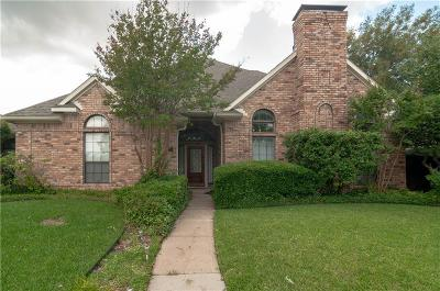 Irving Single Family Home For Sale: 9017 Rodeo Drive