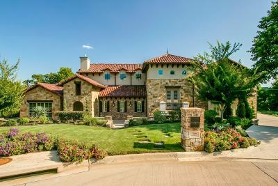 Colleyville Single Family Home For Sale: 7100 Vanguard Court