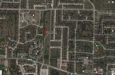 Denton Residential Lots & Land For Sale: 2513 E McKinney Street