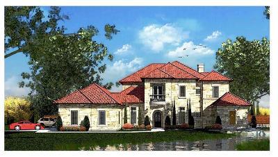 Oak Point Single Family Home For Sale: 401 Prestonwood Polo Drive