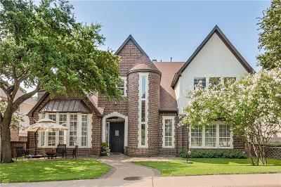 Single Family Home For Sale: 9920 Spirehaven Lane