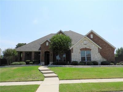 Corinth Single Family Home For Sale: 3602 Black Jack Drive