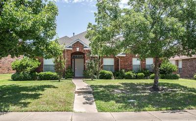 Garland Single Family Home For Sale: 4526 Southampton Boulevard