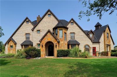 Denton Single Family Home For Sale: 4800 Argyle Lane