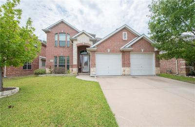 Euless Single Family Home For Sale: 408 Fountain Park Drive