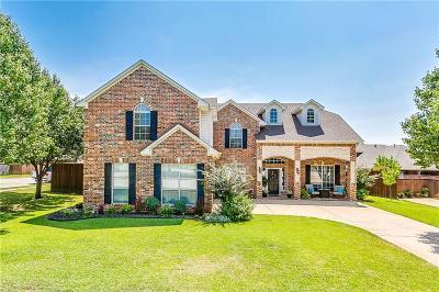 Burleson Single Family Home For Sale: 816 Ridge Crest Drive