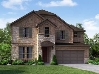 Allen TX Single Family Home For Sale: $575,990