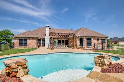 Forney Single Family Home For Sale: 12196 Mustang Circle