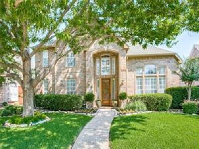 Coppell Single Family Home For Sale: 1022 Forestwood Lane