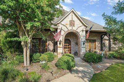 Single Family Home For Sale: 5480 Oak Bend Trail