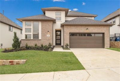 Allen TX Single Family Home For Sale: $562,990