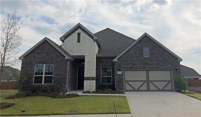 Forney Single Family Home For Sale: 1609 Frankford Drive