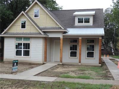 Midlothian Single Family Home For Sale: 115 S 6th