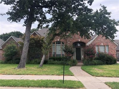 Corinth Single Family Home For Sale: 3204 Hidden Springs Drive