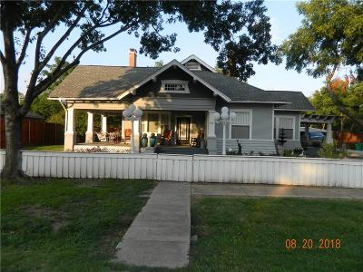 Cedar Creek Lake, Athens, Kemp Single Family Home For Sale: 407 S Adams Street