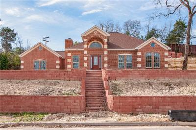 Dallas Single Family Home For Sale: 812 Tarryall Drive