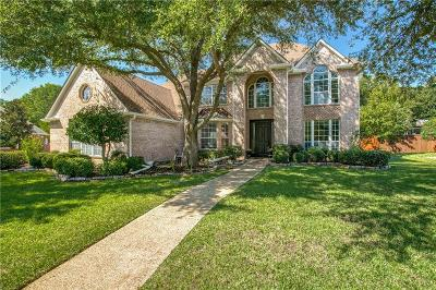 Southlake Single Family Home For Sale: 210 Canyon Lake Drive