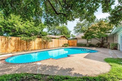 Richardson Single Family Home For Sale: 708 Timberlake Circle