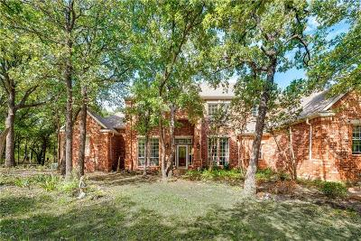 Pilot Point Single Family Home For Sale: 9584 Yellow Rose Lane