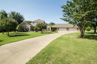 Frisco Single Family Home For Sale: 9995 Barton Circle