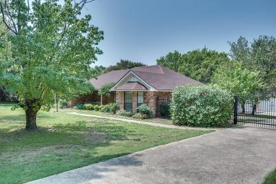 Southlake Single Family Home For Sale: 1600 Randol Mill Avenue