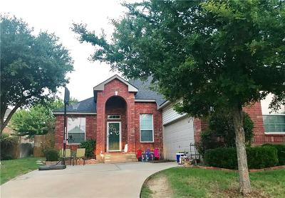 Crowley Single Family Home For Sale: 1409 Blue Gill Lane