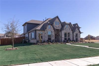 Prosper Single Family Home For Sale: 1300 Waterton Drive