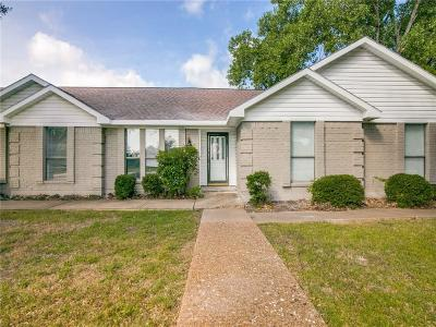 Rowlett Single Family Home For Sale: 4102 Toler Road