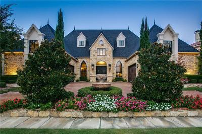 Frisco Single Family Home Active Option Contract: 1728 Prince William Lane
