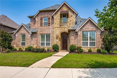 Lewisville Single Family Home For Sale: 2021 Magic Mantle Drive