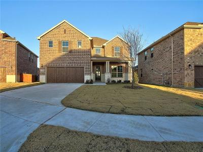 Allen Single Family Home For Sale: 1418 Guthrie Lane