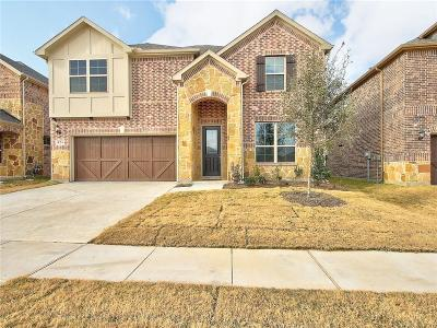 Allen Single Family Home For Sale: 826 Callaway Drive