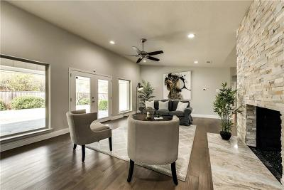 Single Family Home For Sale: 3815 Weeburn Drive