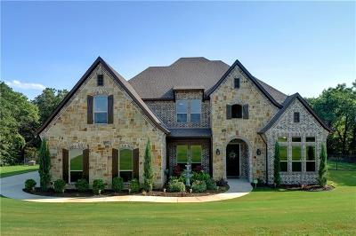 Fort Worth Single Family Home Active Option Contract: 11236 Brady Oaks Court