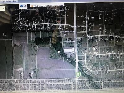 Allen Residential Lots & Land Active Option Contract: 00 McCreary